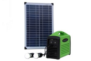 Camping kit 240 (25W / 240Wh batteri) (Over)