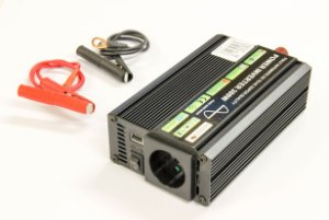 300W 12V->220V Inverter - ren sinus