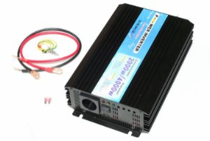 2000W 12V->230V Inverter - ren sinus