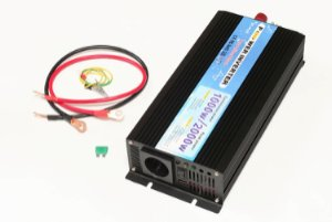 1000W 12V->230V Inverter - ren sinus