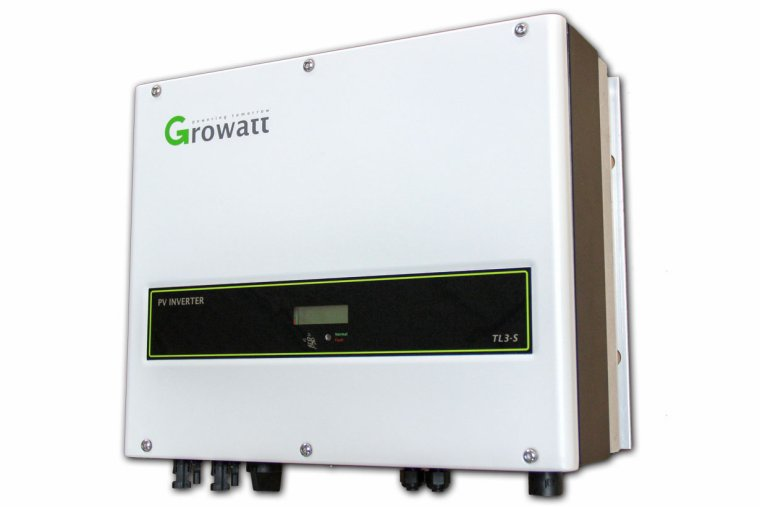 Growatt 4000TL3-S inverter / 3 faser